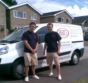 Domestic cleans vehicle - Hills Cleaning Services